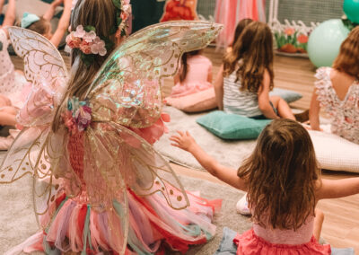 Fairy Themed Party