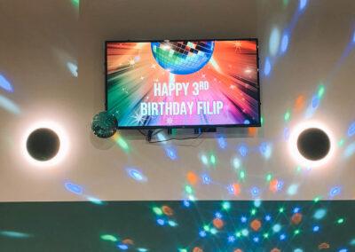 Disco Party Theme